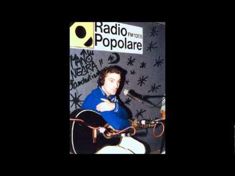 Manu Chao en vivo Radio Popolare - 07 - Simone