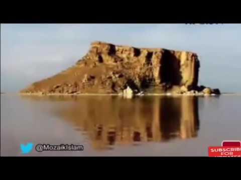 Danau TIBERIAS sebagai tanda kiamat sudah dekat..