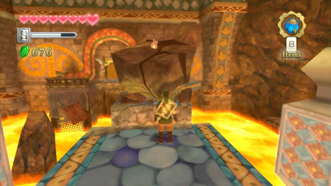 The Legend of Zelda: Skyward Sword Earth Temple (Eldin ...   1920 x 1080 jpeg 150kB