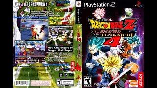 Dragon Ball Z: Budokai Tenkaichi 4 Stream!