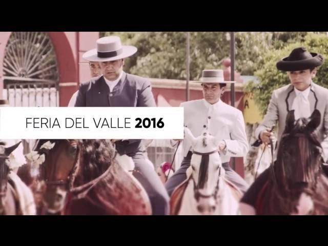 Vídeo: Especial Feria del Valle 2016: Tercer Programa