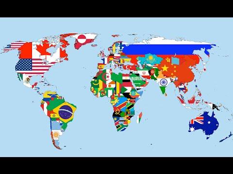 Combien Y A T Il De Pays Dans Le Monde