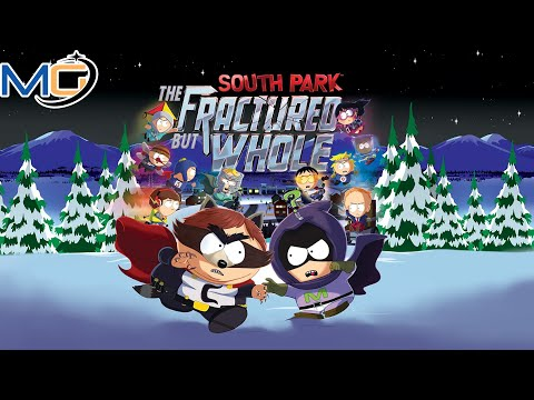 Everybody switch games, we're playing superheroes now! | South Park: Fractured but Whole