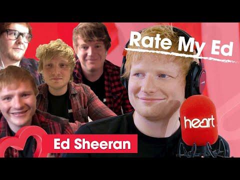 Ed Sheeran rates Ed Sheeran lookalikes   Full Interview   He