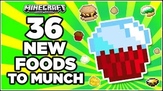 Minecraft Pocket Edition: Food+