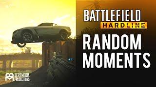 battlefield hardline random moments we got an rpg bfh montage