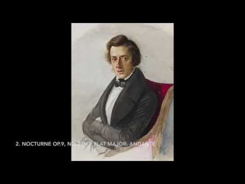 Frederic Chopin - All 21  Nocturnes (Complete selection)