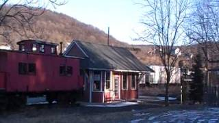 Norfolk Southern/United Parcel Service meet at Sugar Loaf, New York
