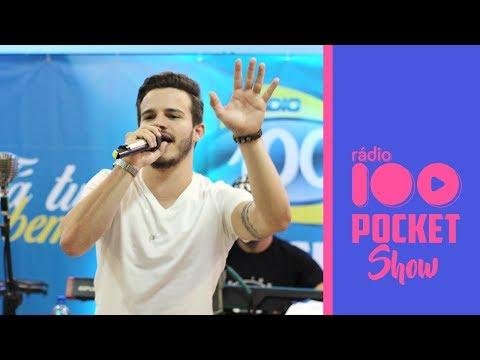 Pocket Show da Rádio 100 com Matheus Fernandes