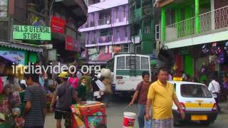 Aizawl City, Mizoram