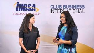 Live from #IHRSA2016 with Laura Calleia of Polar Electro, Inc.
