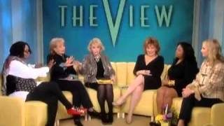 Joan Rivers Tries To Blast Whoopi Goldberg For Defending Mel Gibson