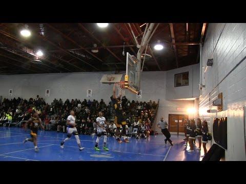 Riverdale Downs Capitol Christian in Cap-Beltway League Action 76-65  1/6/17