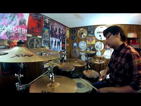 Pop Evil - Waking Lions (Drum Cover) - Brendan Shea