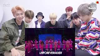 BTS Reaction To Little Mix - Woman Like Me ft  Ms Banks Live at The BRIT Awards 2019