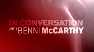 In Conversation with Benni McCarthy