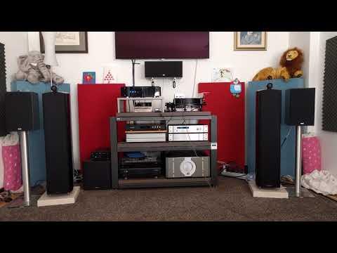 Repeat Audio-Gd Dac R7 R2R by Spirit Torino Headphones