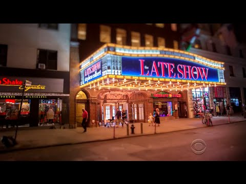 The Late Show with Stephen Colbert Opening Theme