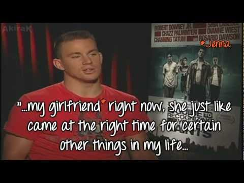 Channing Tatum's Quotes on Love, Marriage & Wife Jenna