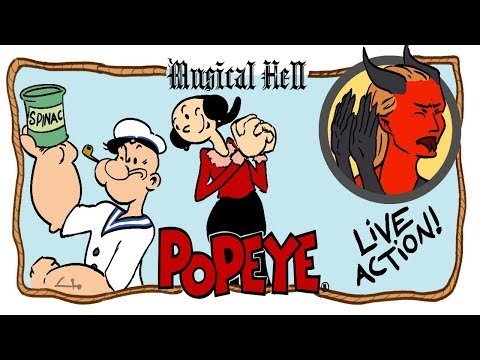 Popeye (Musical Hell Review #61)