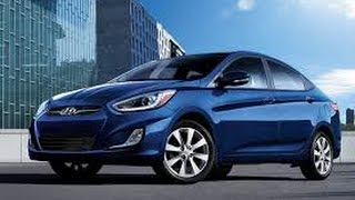 Hyundai Accent 2015 Review Car Review