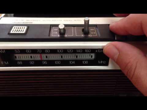 Grundig CR-361 - Radio / Tape Player