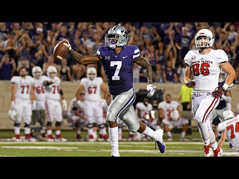 South Dakota vs Kansas State 2018 CFB Highlights