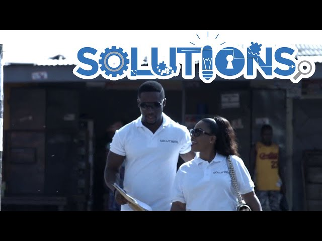 SOLUTIONS S02 E09 - OPENING SCOPE | TV SERIES GHANA