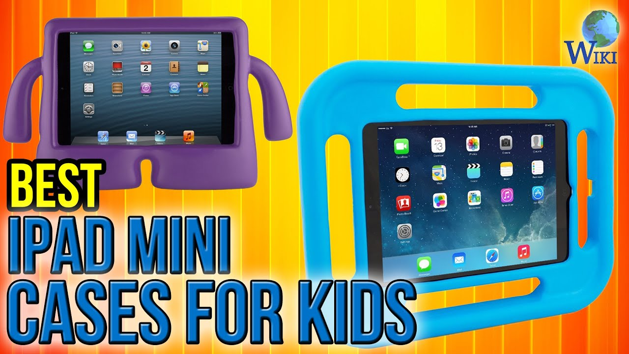 7 Best iPad Mini Cases for Kids 2017 - YouTube Cool Ipad Mini Cases For Kids