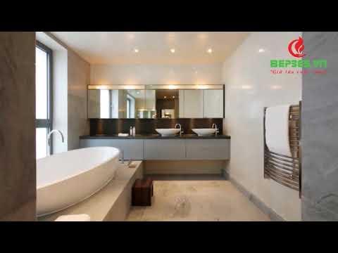 Bếp 365 - Giới thiệu Những mẫu phòng tắm đẹp nhất thế giới   phần I