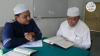Sedutan Sesi Talaqqi Al-Quran Peserta KBAQ Akademi AlKhalil