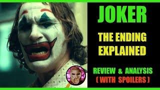 Joker Review   The Ending Explained (Spoilers!) Video