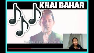 Baixar KHAI BAHAR | JODOHKU - OST Cinta Tiada Ganti (Official Lyric Video) | Reaction