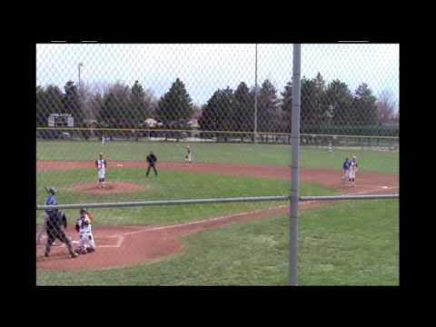 Baseball vs Longview, GM 1