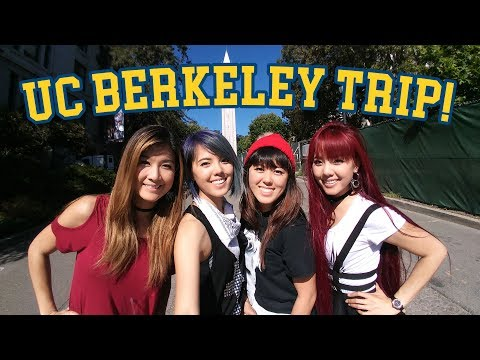Berkeley Girls' Reunion Trip!