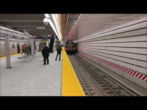 NYC Subway Second Avenue Subway Opening Day