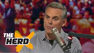 Blazin' 4: Colin's picks for NFL Divisional Round | THE HERD