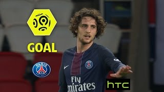 Goal adrien rabiot (34') / paris saint-germain - olympique lyonnais (2-1)/ 2016-17