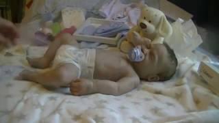 PERHATIKAN !! Mainan Boneka Ini Mirip Banget Sama Bayi Sungguhan Lucu Banget | Boneka Mirip Bayi