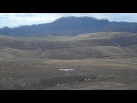 Mountaintop removal in Perry Co., KY