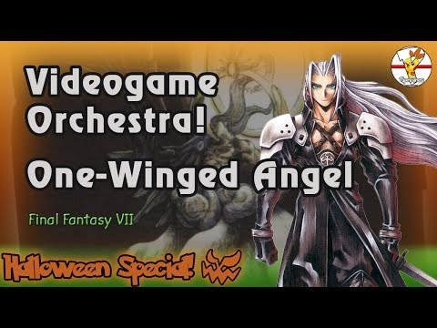 Videogame Orchestra! One-Winged Angel (Final Fantasy VII)
