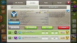 CLASH OF CLANS GAMEPLAY AFTER THE NEW UPDATE!LIVE BATTLES!CLASH OF CLANS GAMEPLAY