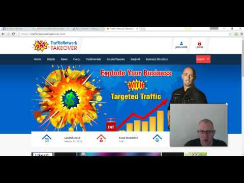 Traffic Network Takeover – Close To Instant Withdrawal