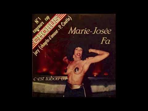 Marie-Josée Fa - C'est Tabou Ça (Instrumental)