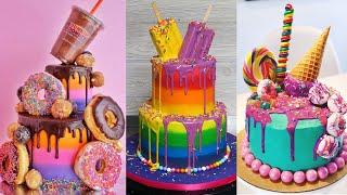 It&#39s Amazing Cake Recipes Compilation  Indulgent Chocolate Cake  Oddly Satisfying Cake Video