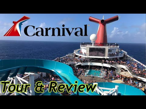 Carnival Liberty 2019 Tour & Review With The Legend