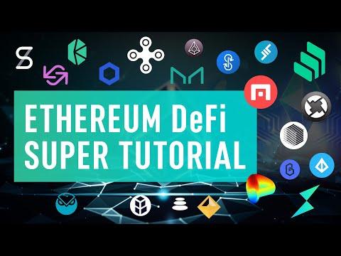 Ethereum & DeFi Super Tutorial