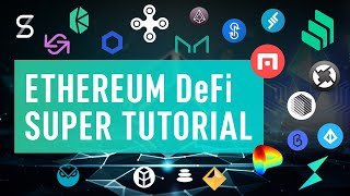 Ethereum DeFi Tutorial - Decentralised Finance Clearly Explained For Beginners