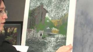 Painting Water in Landscape - Part 1 by Carmella Jarvi