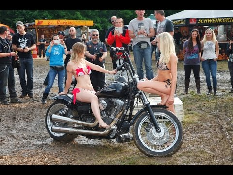 Motorradtreffen Hessen